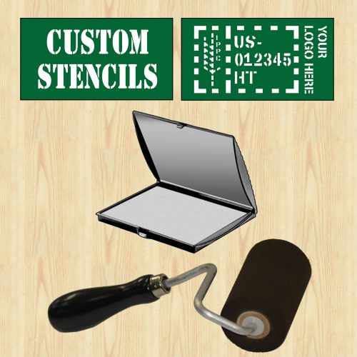 STENCIL ROLLER SYSTEMS
